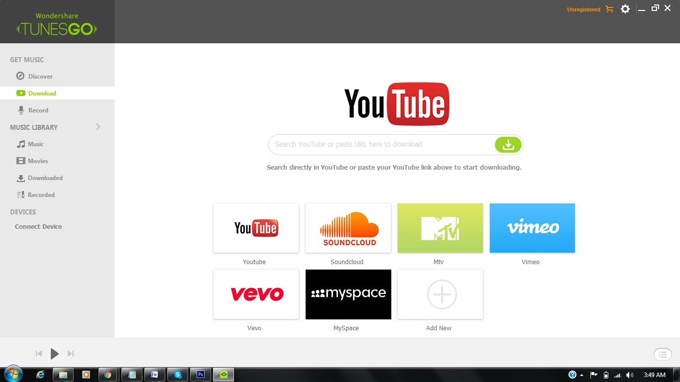 2 Ways to download MySpace videos to MP3