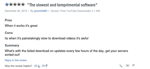 Top 5 YouTube to 3GP Downloader