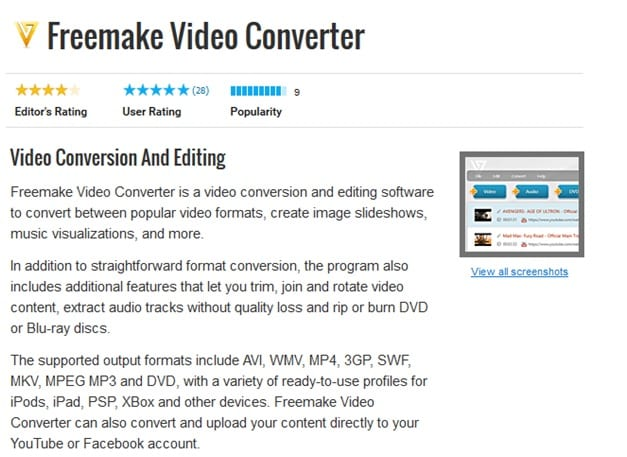 download lynda videos - Freemake review 2