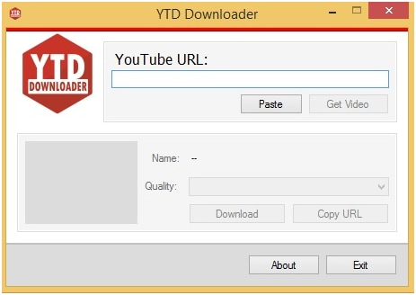 facebook video downloader - YTD downloader