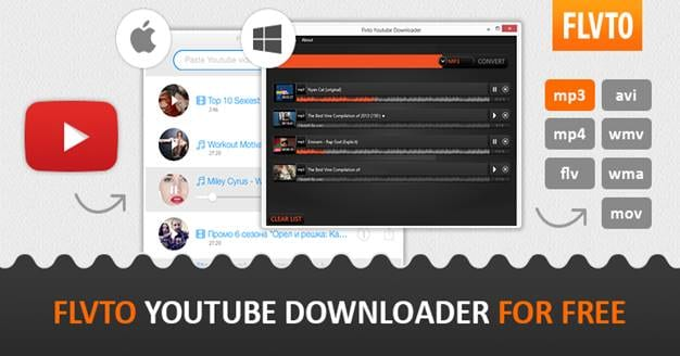 3 things of flvto youtube downloader you need to know before downloading