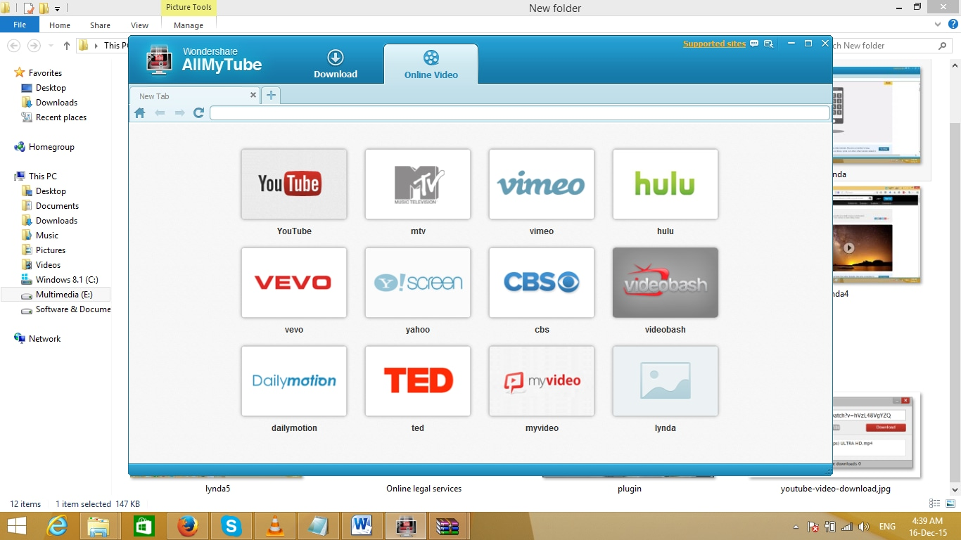 download PBS videos - add pbs website in allmytube