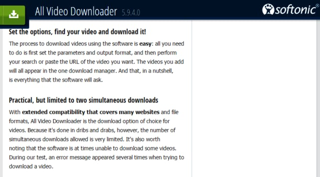 download moviefone movies - Kastor All Video Downloader review 2