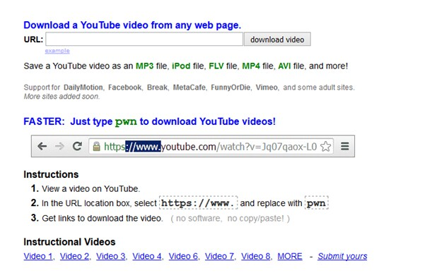 Top 10 Online Facebook Video Downloader