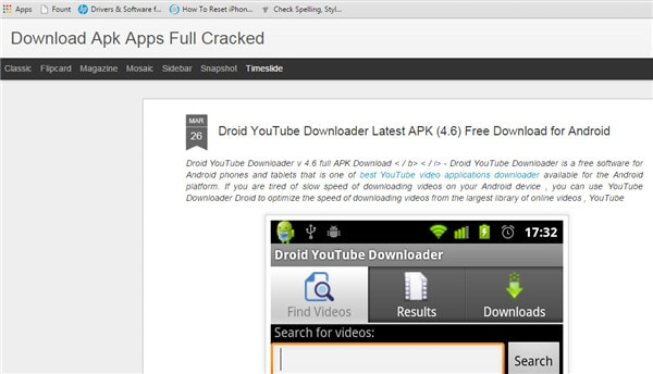 Top 10 YouTube Downloader APPs - How to download YouTube Video on Mobile