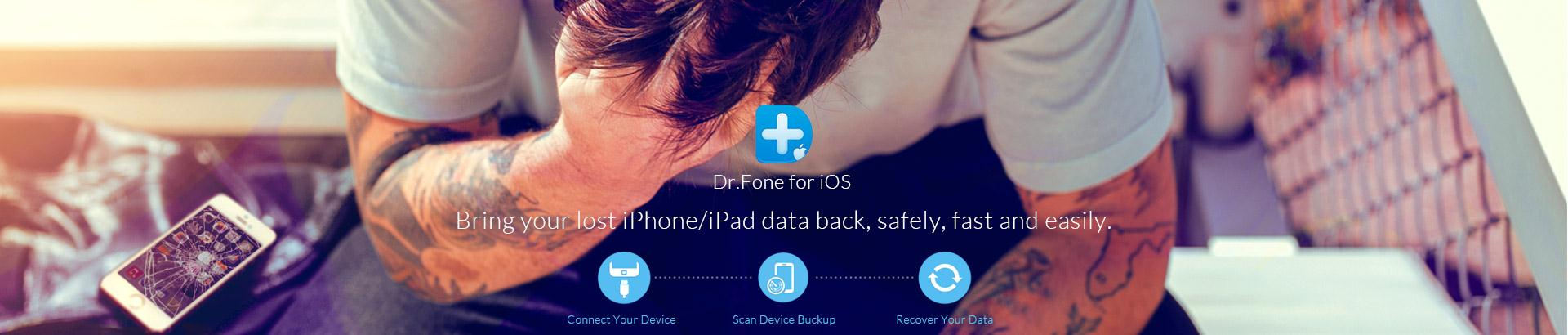 Dr.Fone for iOS