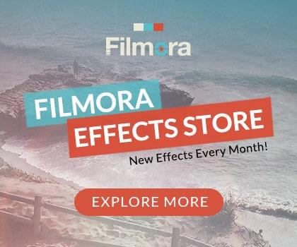 Filmora-Video Editor
