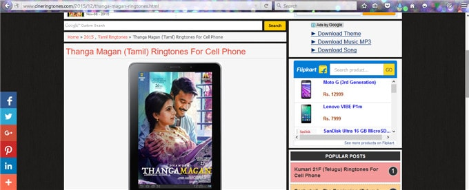 tamil best ringtone theme music download