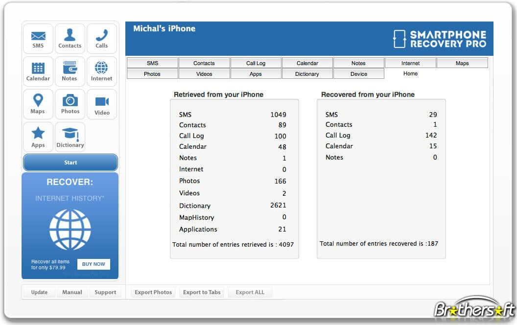mobile data recovery tools