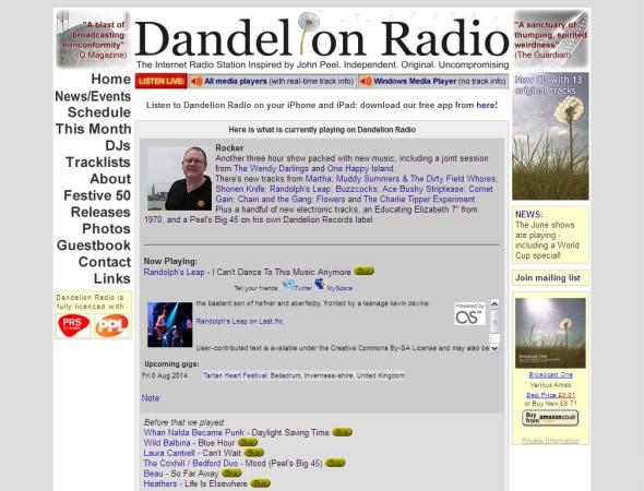 Dandelion Radio