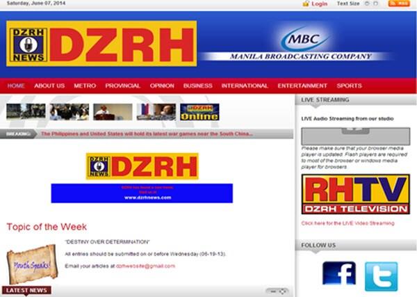 DZRH News