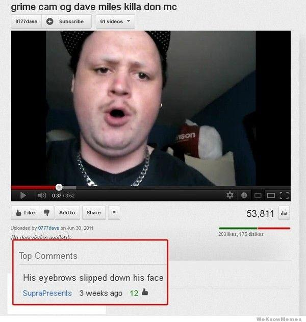 Top 10 Websites To Find Funny YouTube Comments