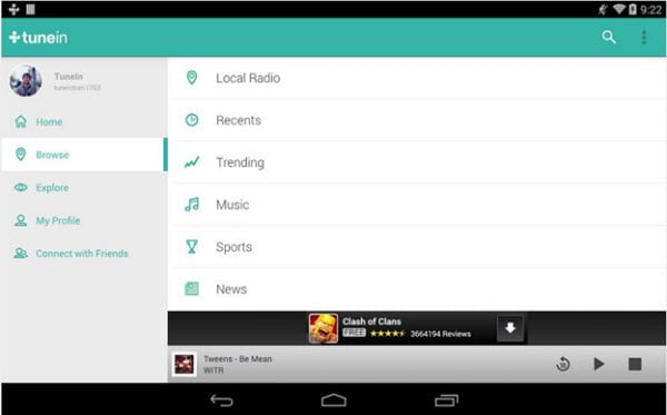 tuinradio-app