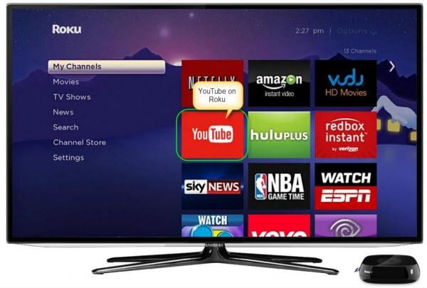 How Can You Watch YouTube on Roku