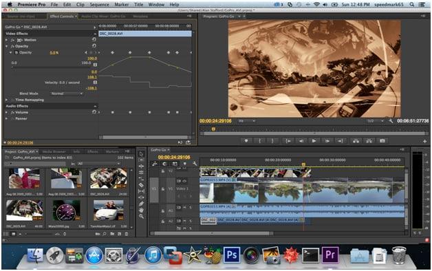 wondershare video editor instructions
