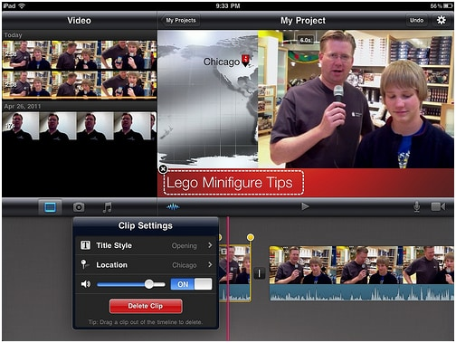 How to create custom templates in apple imovie « operating systems.