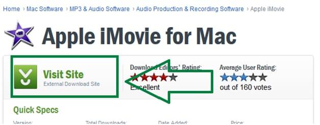 imovie 11 für mac