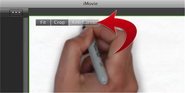 How to zoom in on iMovie on Mac/iPad