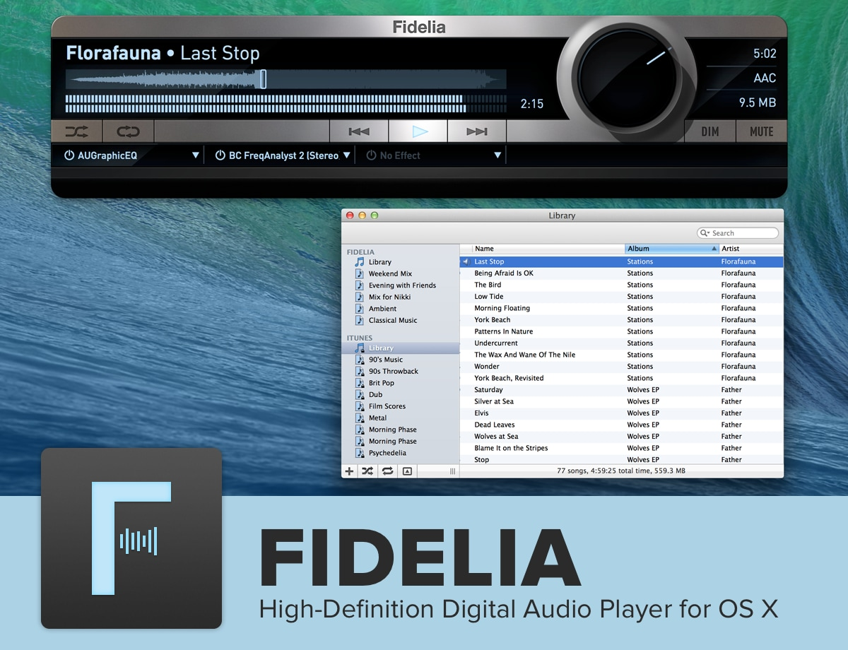top 4 itunes alternatives to Play Music