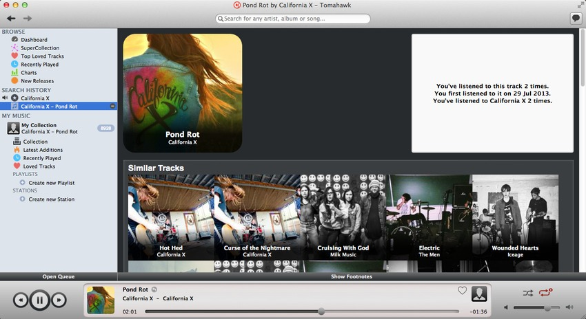 top 6 itunes alternatives to Play Music