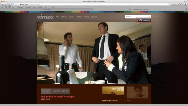 Vimeo to iTunes converter