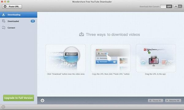 wondershare video downloader free download for mac