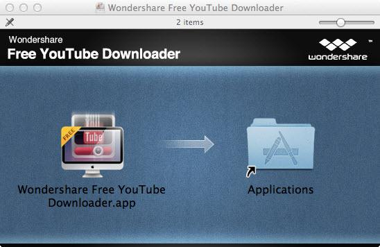 Wondershare Free YouTube Downloader for Mac User Guide
