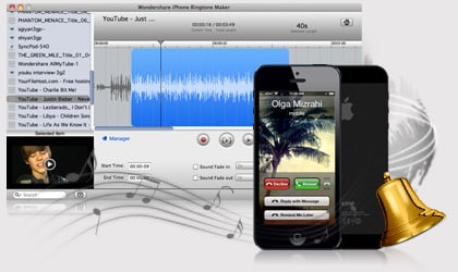 Transfer Ringtone to iPhone/iTunes directly