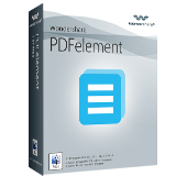Wondershare PDFelement per Mac