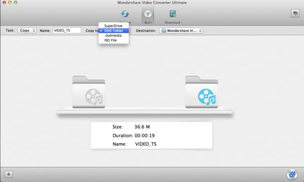 dvd copier mavericks