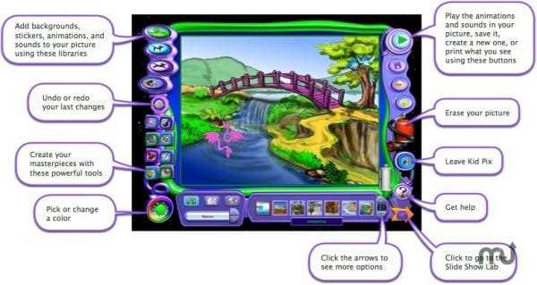 Free Download Kid Pix Deluxe 3D for Mac MacArsenal