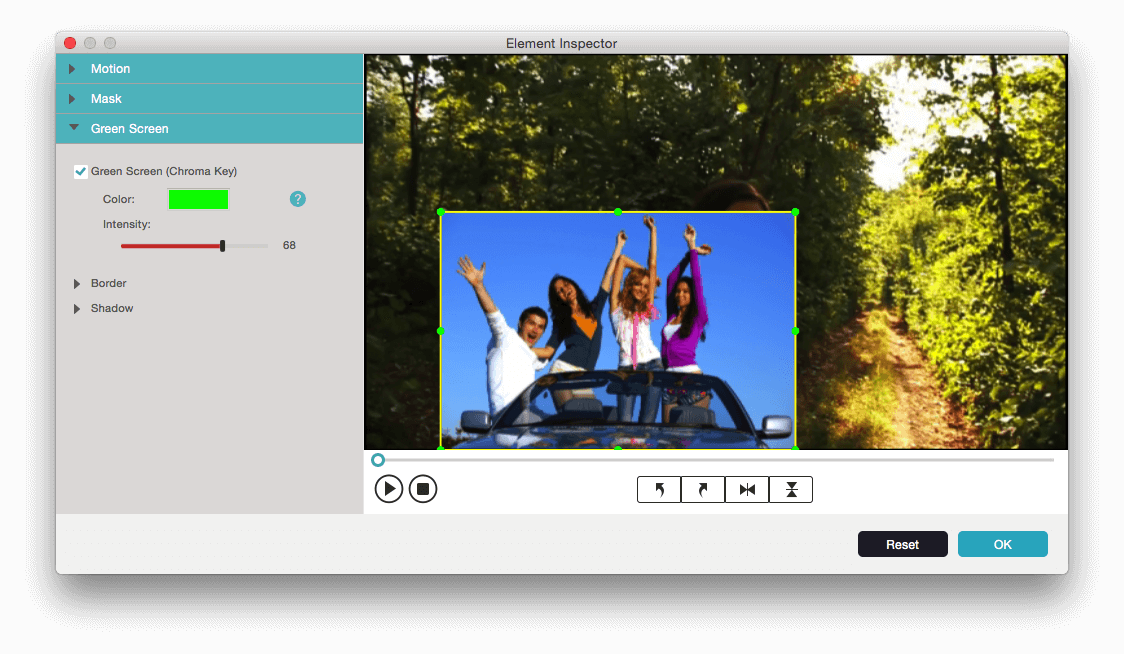 Create time lapse movies quickly and easily.