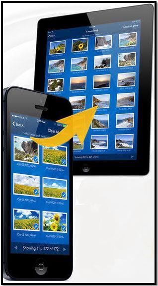 iphone bluetooth file transfer
