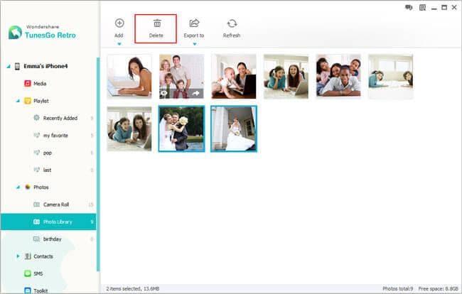 iphone photo organizer