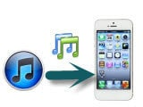 Trouble shootings about transfer music from itunes to iphone