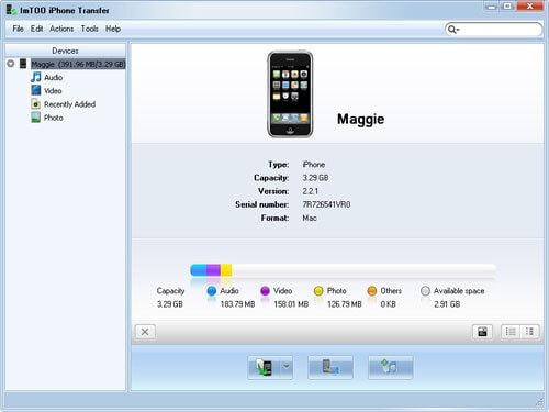 transfer dvd to iphone