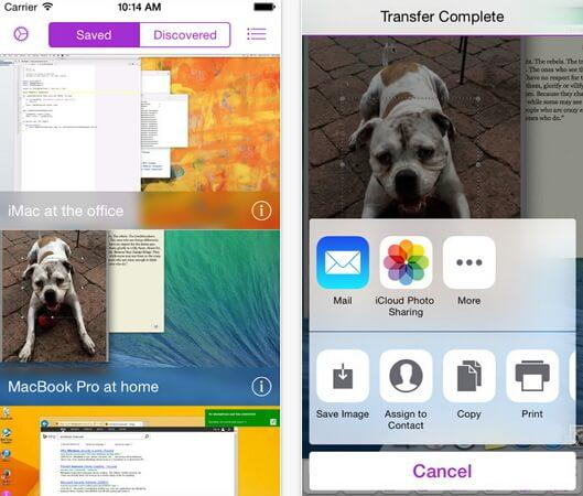 apps in ios 8
