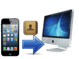 How to Import Contacts from iPhone to Mac