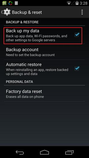 backup google nexus 5 02