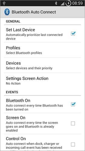 android bluetooth manager apk