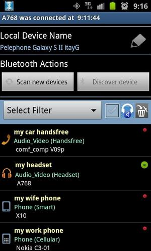 top 5 android bluetooth manager