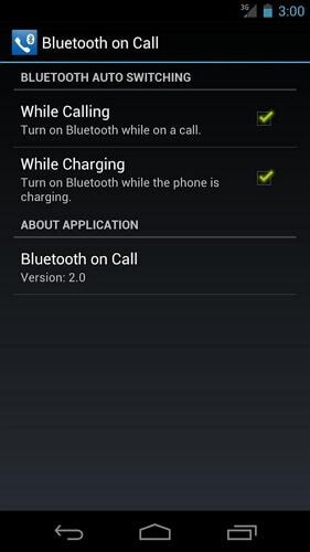 administrar tu bluetooth Android