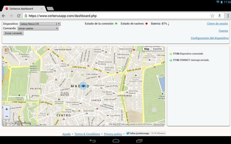 android device manager login