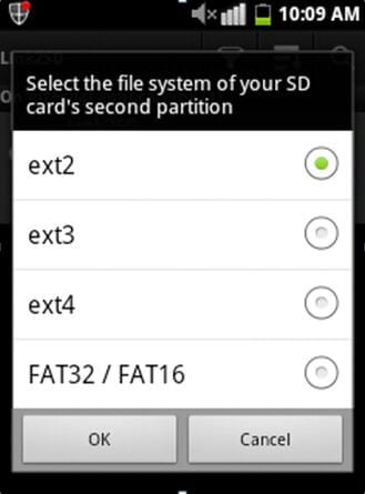 best partition manager apps for android