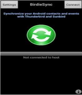 htc sync account