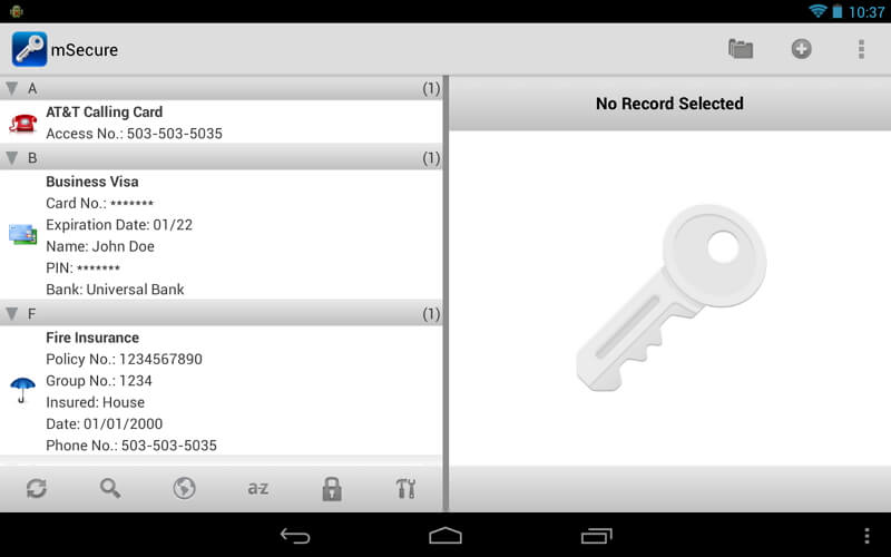 best android password manager