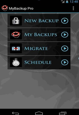 samsung backup contacts