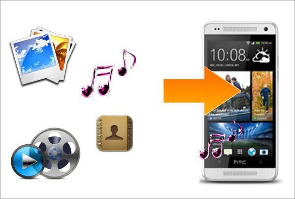 iPod to HTC
