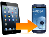 Transfer Photos, Music, Videos and More from iPad to Samsung