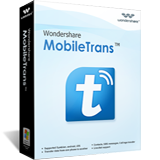 backup iPhone contacts with Mobiletrans